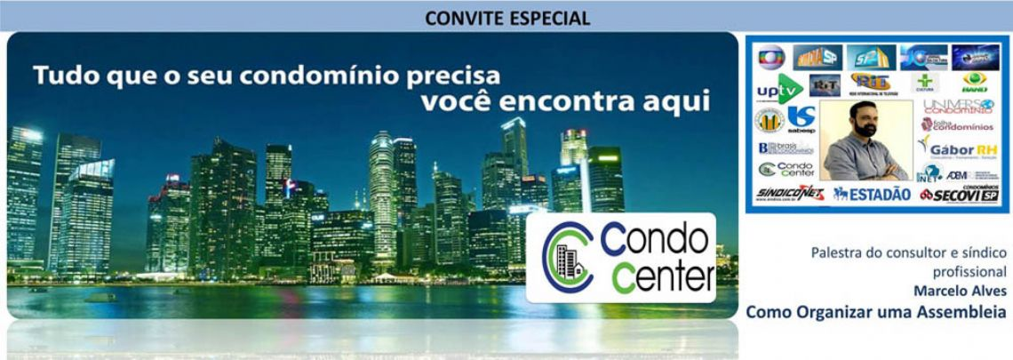 12 REUNIÃO DO GRUPO CONDOCENTER