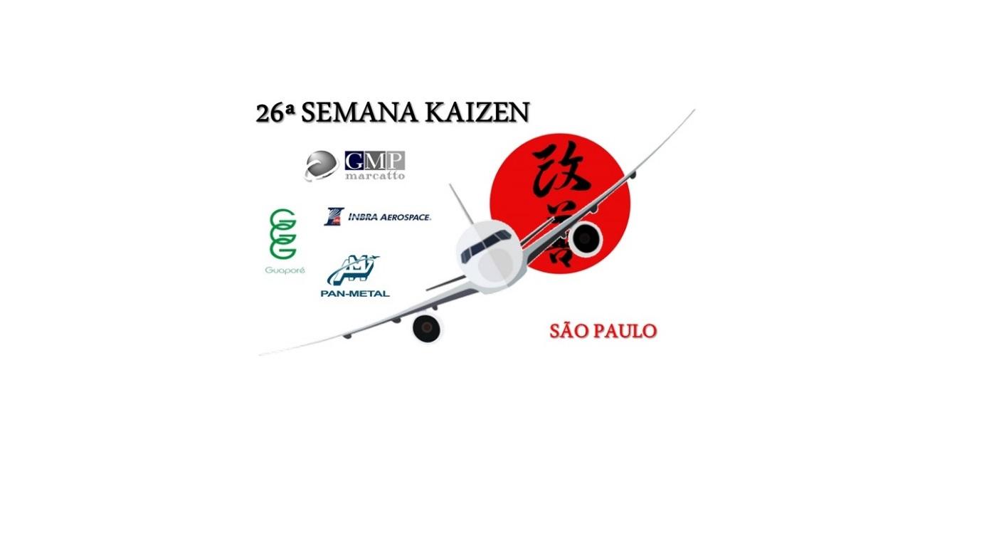 26ª SEMANA KAIZEN - REGIÃO SÃO PAULO