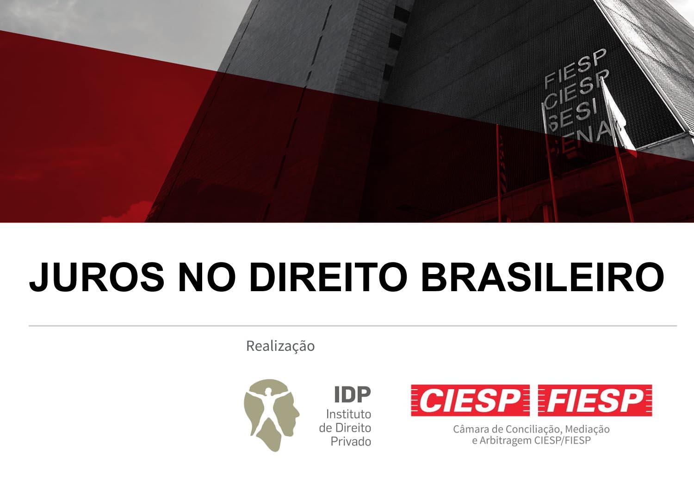 CAMARA CIESP/FIESP / IDIP - INSTITUTO DE DIREITO PRIVADO