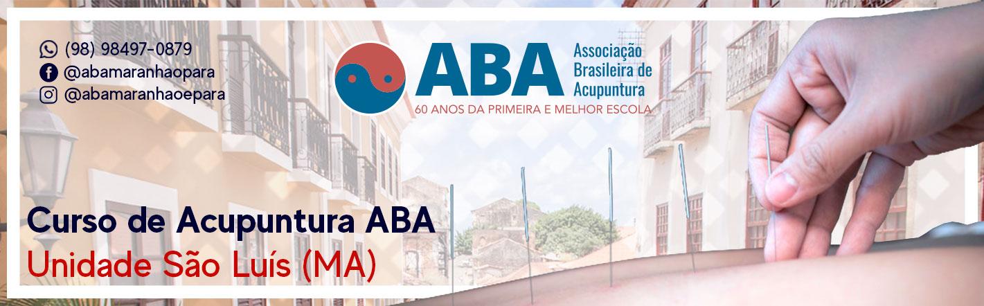 ASSOCIAÇÃO BRASILEIRA DE ACUPUNTURA - UNIDADE MA E PA